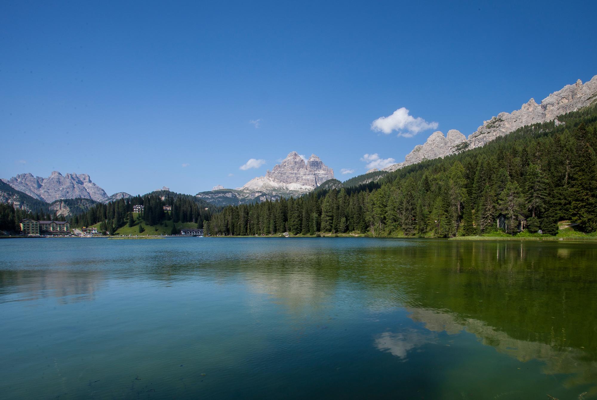 Lago Misurin